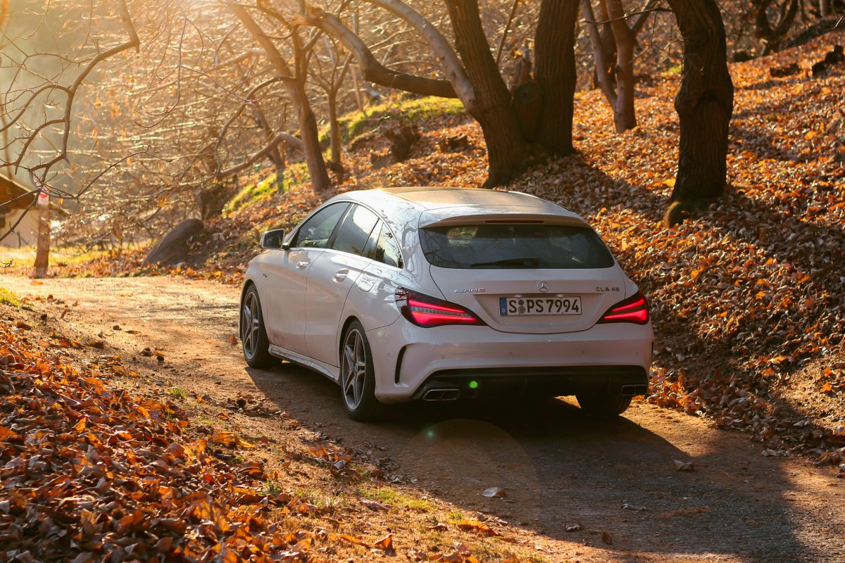 Mercedes-AMG CLA 45 Shooting Break
