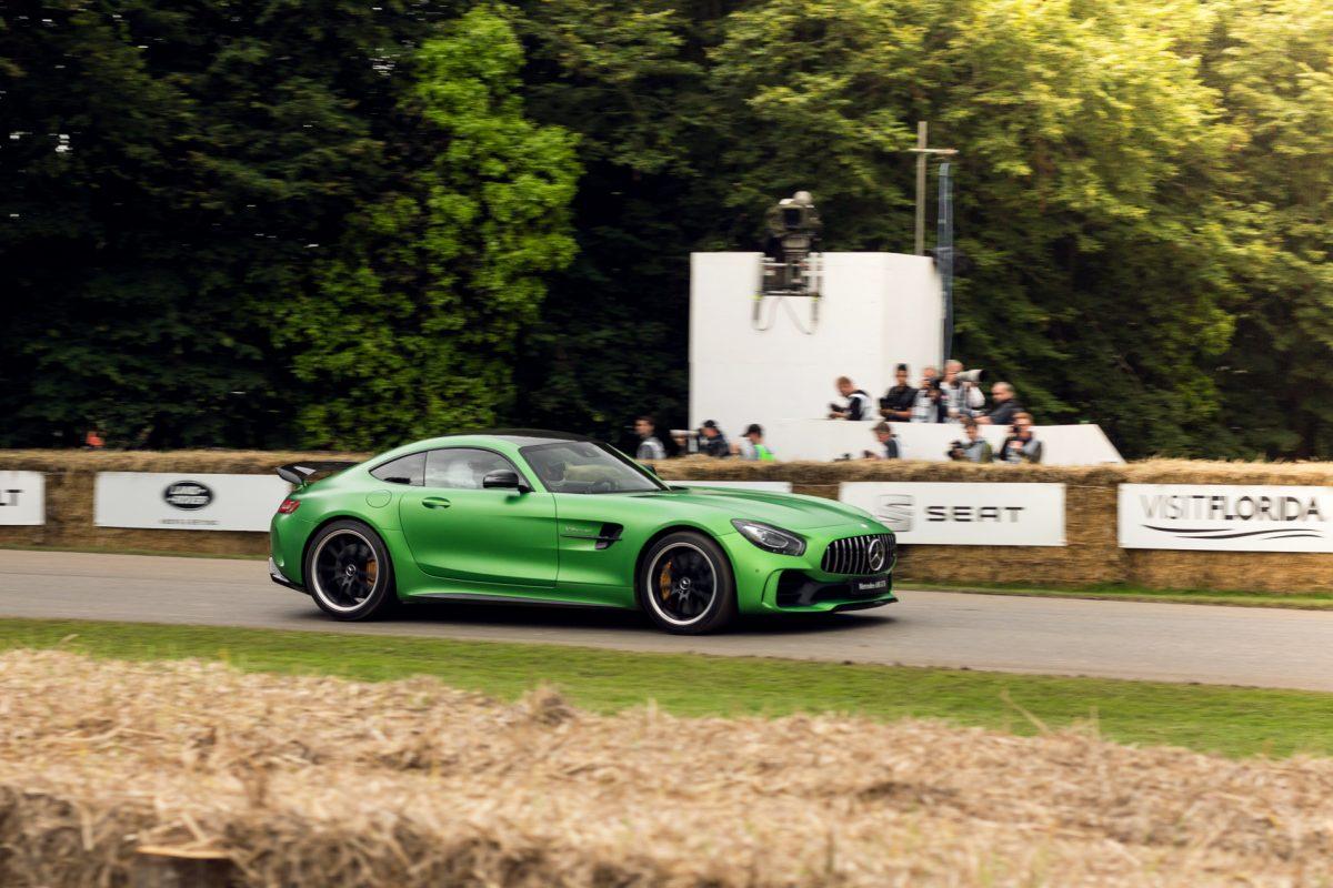 Mercedes-AMG GTR