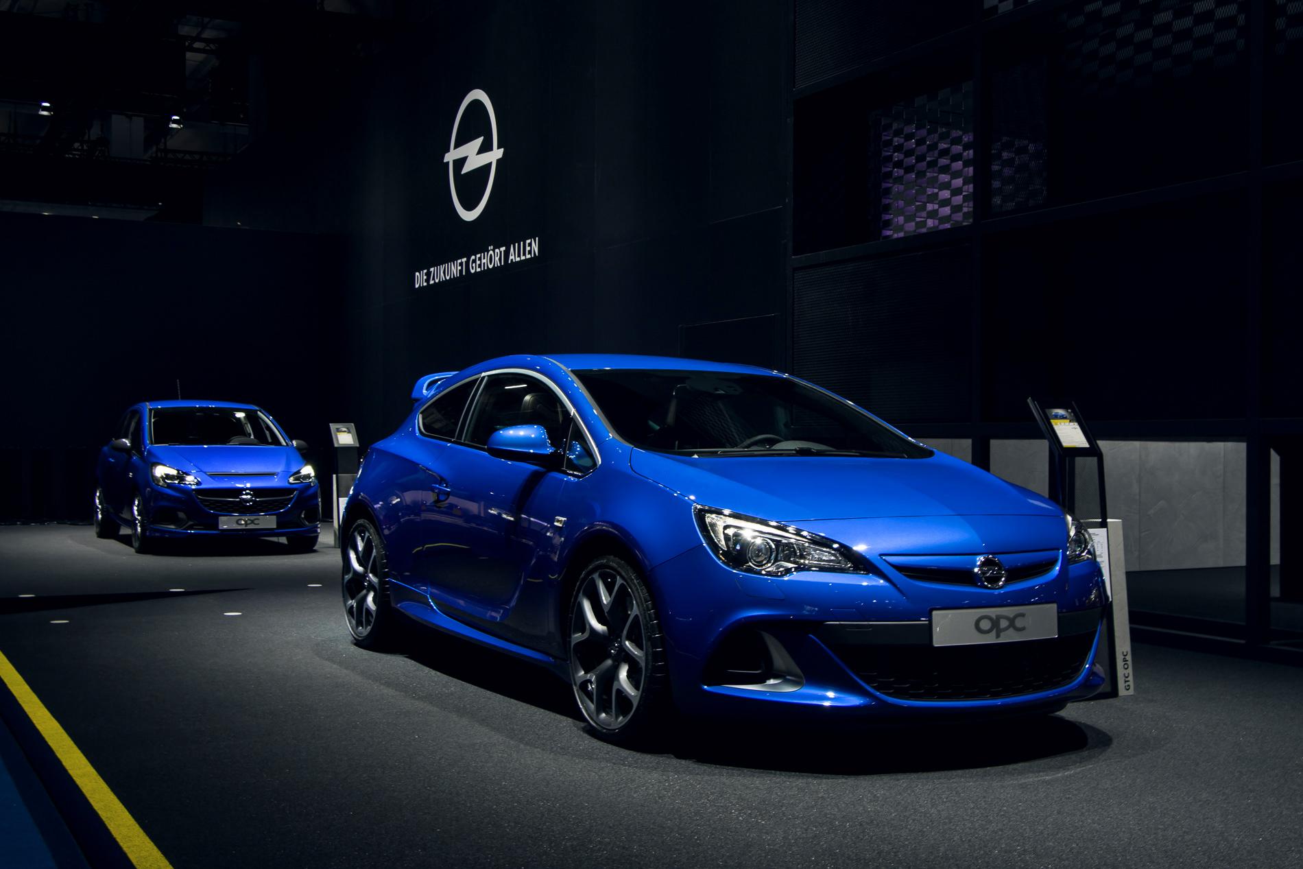 Opel Astra Corsa OPC