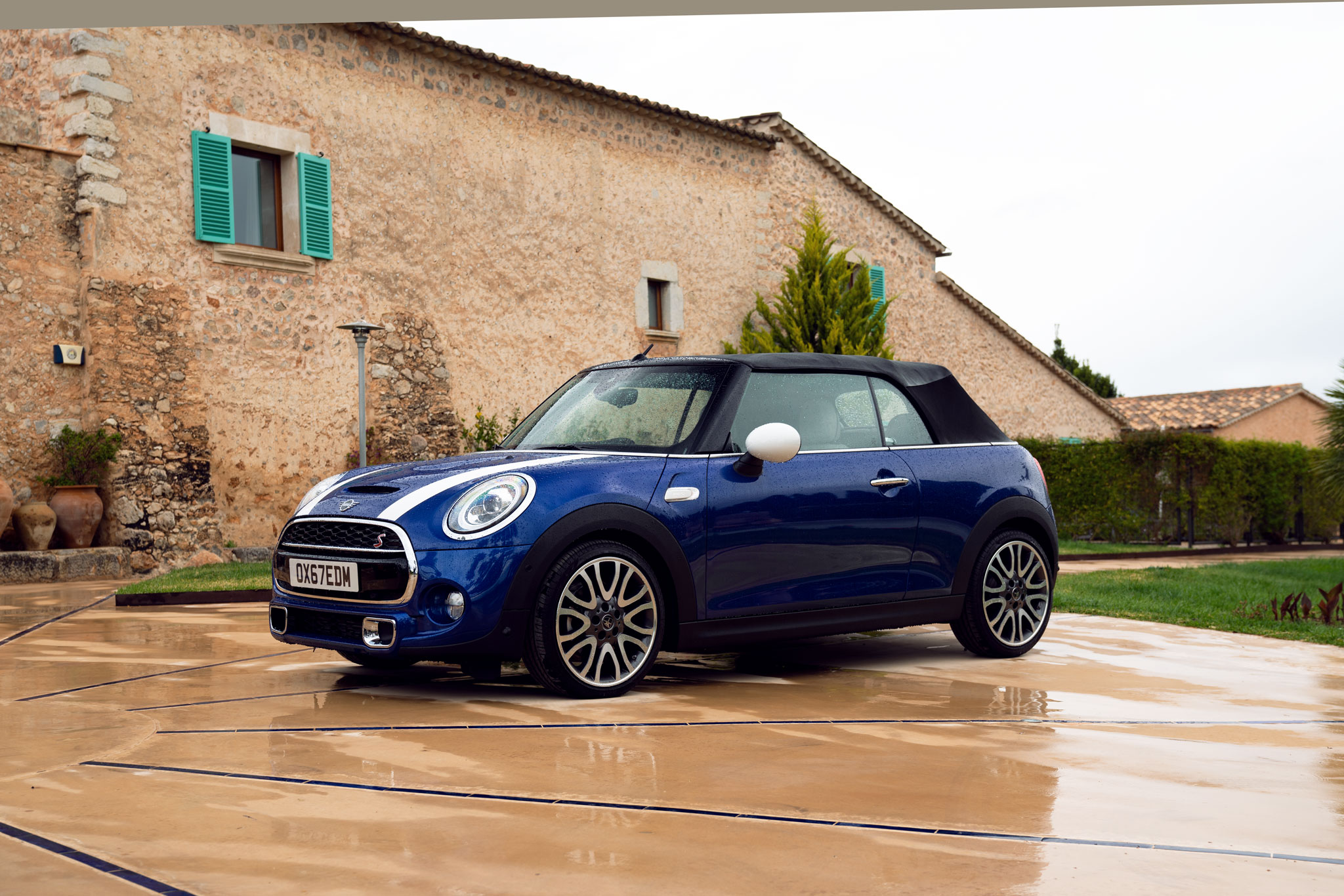 MINI Cooper S Cabrio Coupe Hatch F56