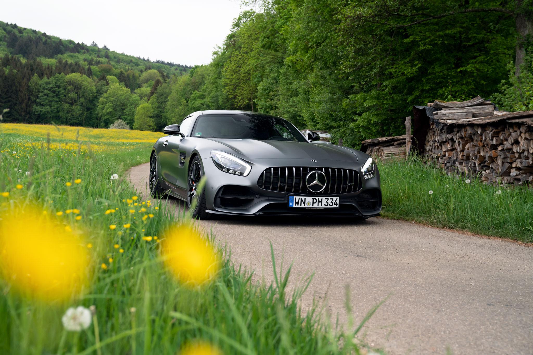 Performmaster Mercedes AMG GT
