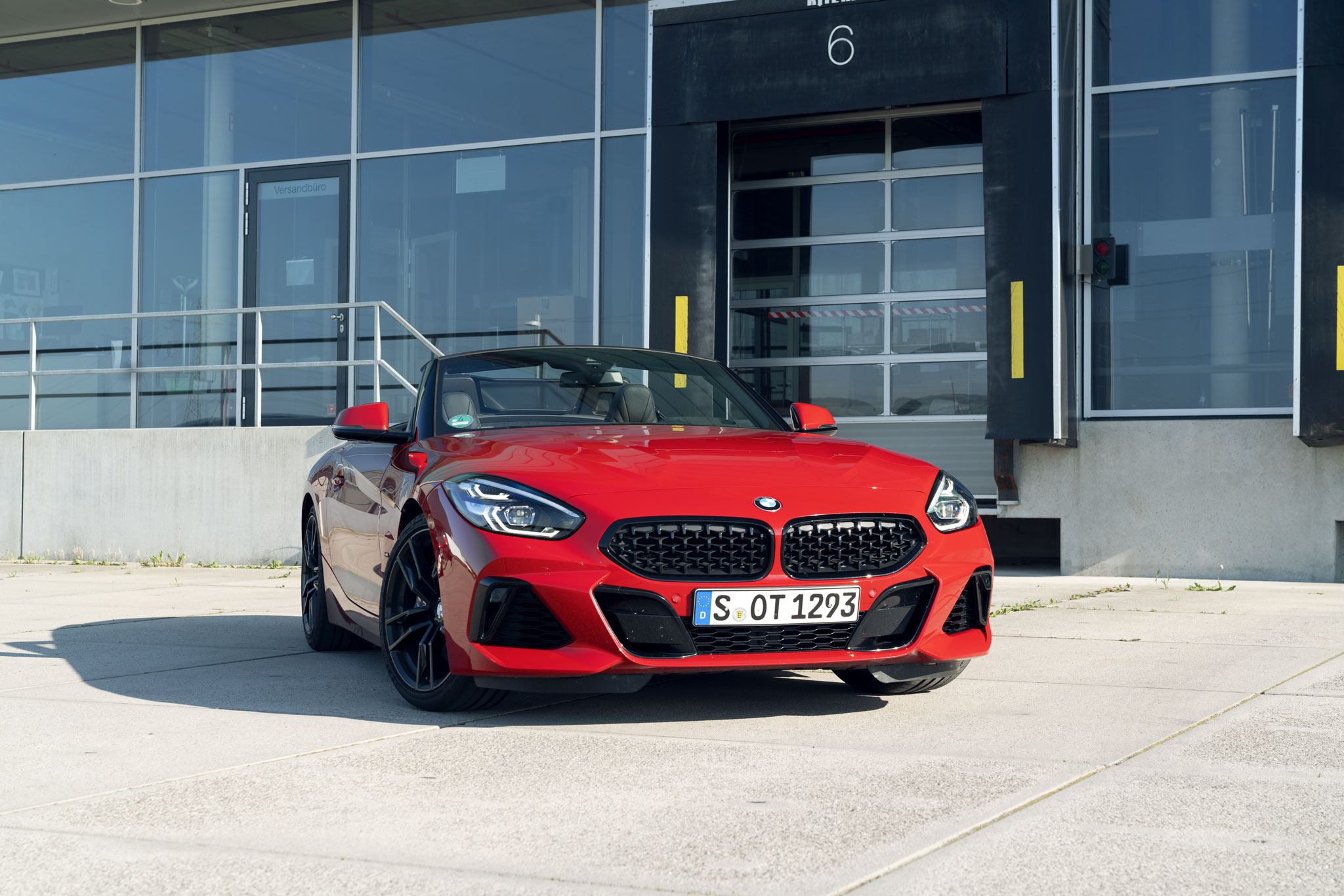 2020 BMW Z4 Roadster Performance