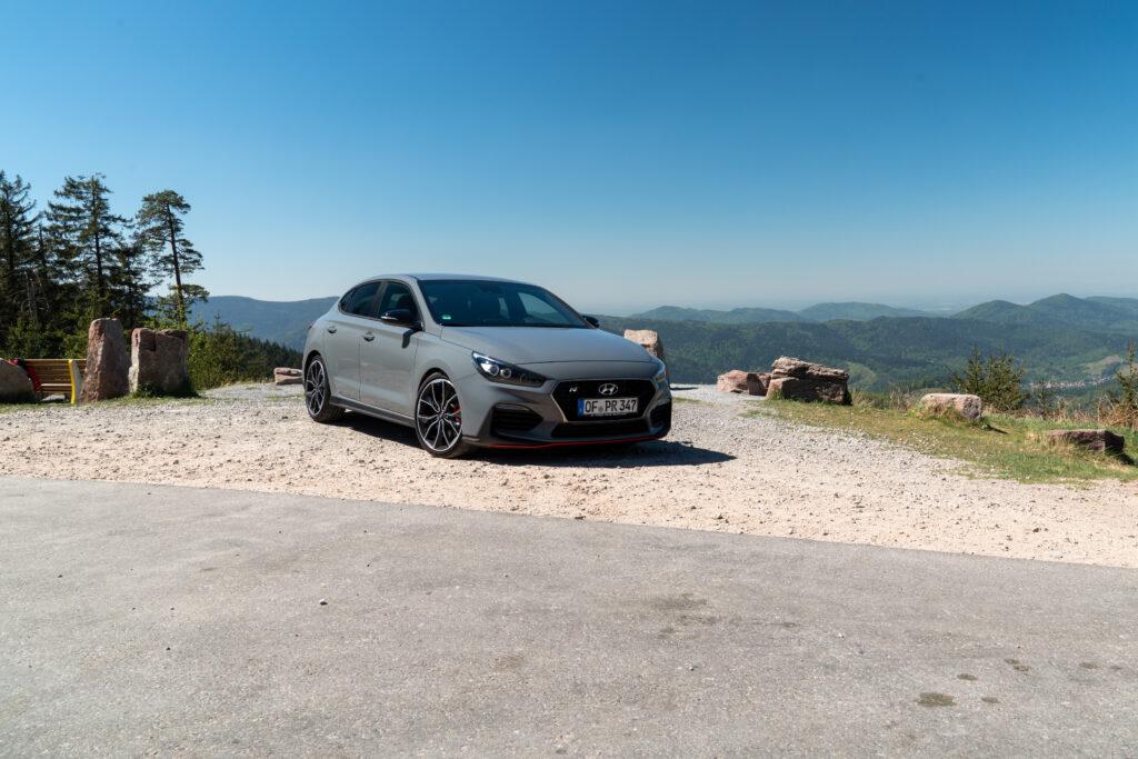 Hyundai i30 Fastback N Front
